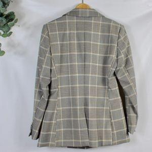 H&M Jackets & Coats - NWT H&M Plaid Blazer